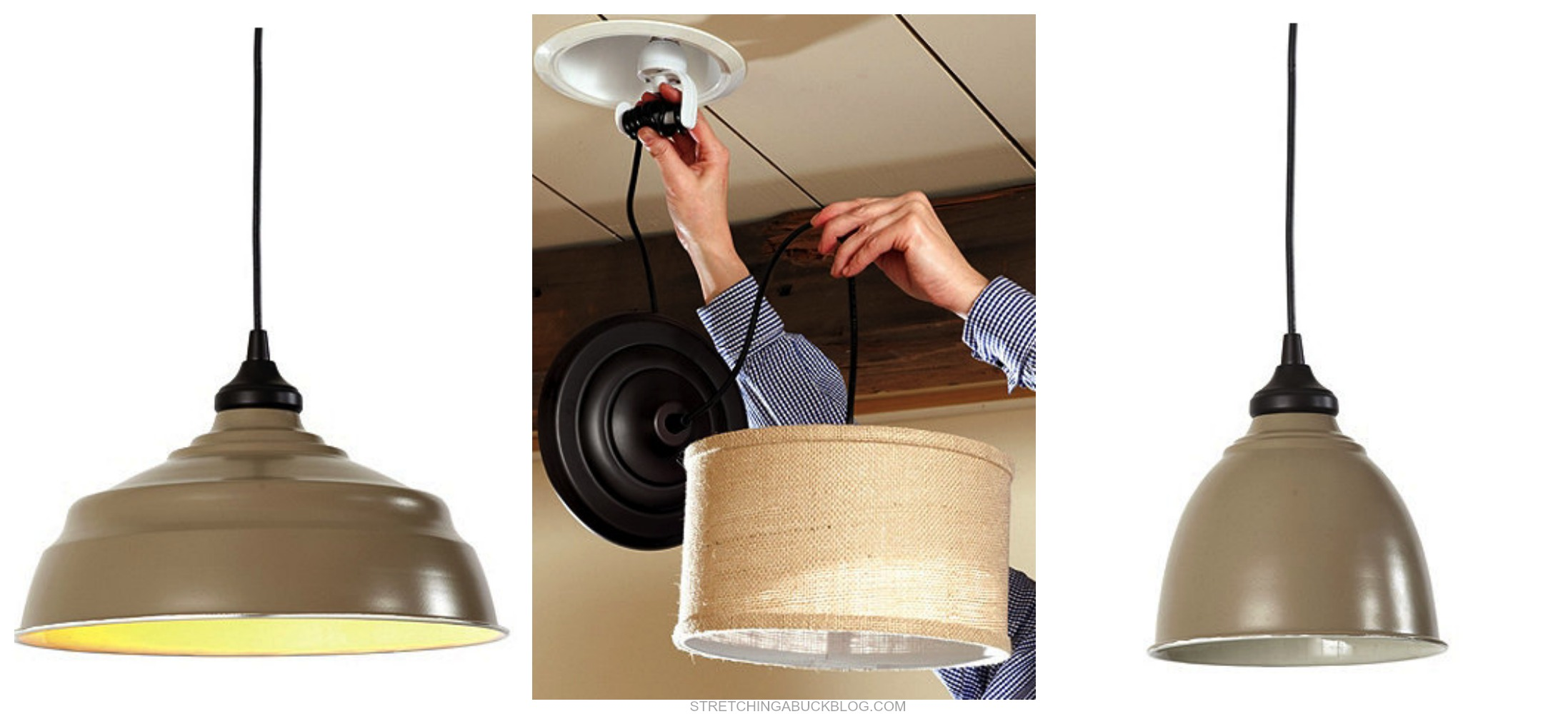 Spray paint your light fixtures and save big stretching a buck ballard design outlet lights arubaitofo Image collections