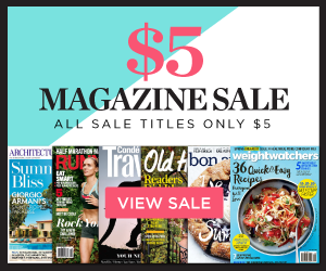 discount mags sale