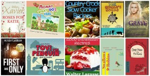 10 Free Kindle Books 8-11-15