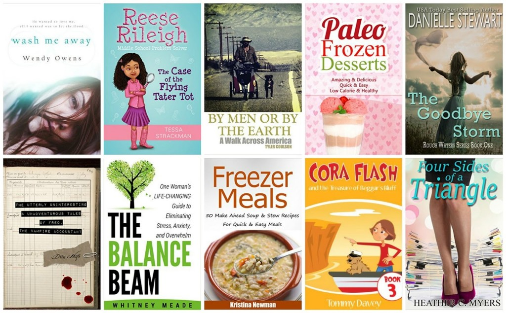 10 Free Kindle Books 8-19-15