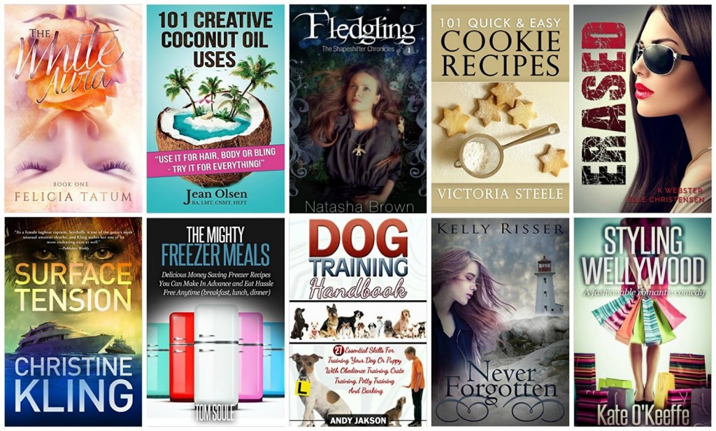 10 Free Kindle Books 8-4-15