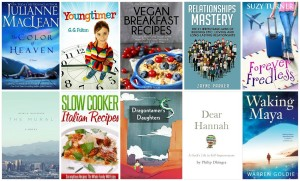 10 Free Kindle Books 8-6-15