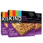 Thumbnail image for KIND Healthy Grains Maple Pumpkin Seeds Granola Bars for $2.56 Per Box Shipped