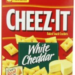 Thumbnail image for Cheez-It White Cheddar Cracker Boxes for $0.67 Each Shipped