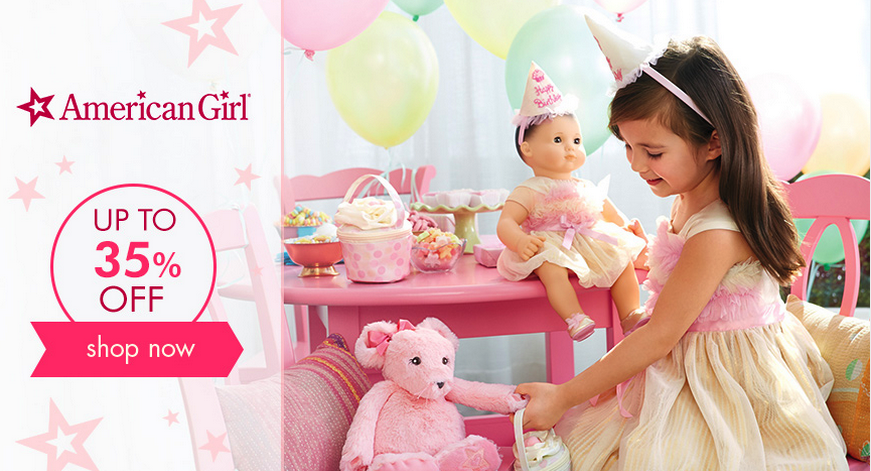 american girl zulily sale