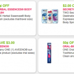 Thumbnail image for New Household Printable Coupons | Tide, Charmin, Downy + More