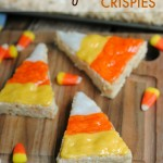 Thumbnail image for Candy Corn Crispies Treats Recipe
