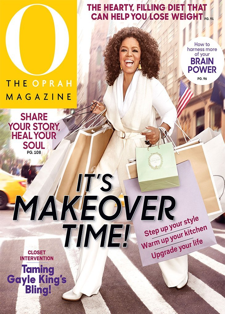 oprah magazine subscription deal