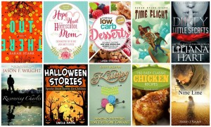 10 Free Kindle Books 9-22-15