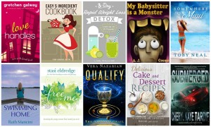 10 Free Kindle Books 9-4-15