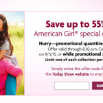 Thumbnail image for American Girl Jill's Steals and Deals Today Show Sale – 55% Off! {HURRY}