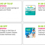 Thumbnail image for Luvs, Pampers, Huggies, Gerber, Dreft Coupons