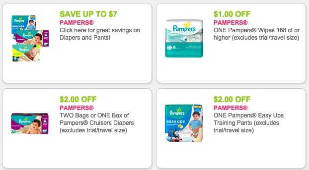 diapers coupons