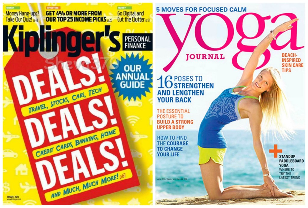 kiplingers personal finance magazine deal