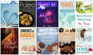 10 Free Kindle Books 10-13-15