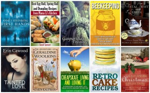 10 Free Kindle Books 10-2-15