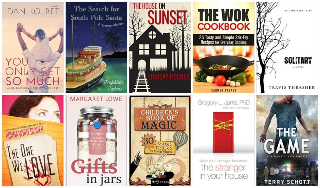 10 Free Kindle Books 10-30-15