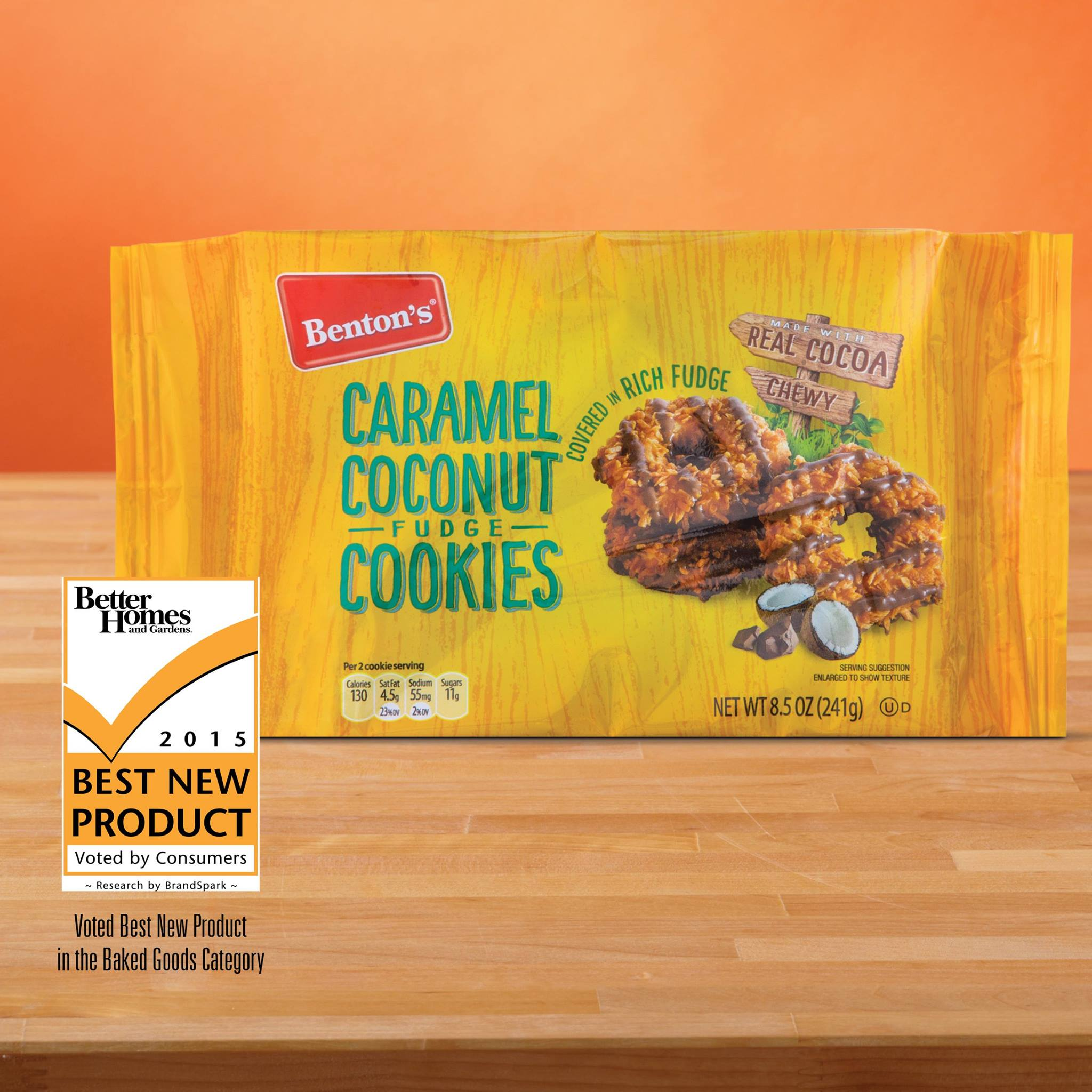 Win a $25 ALDI Gift Card + Benton's Caramel Coconut Fudge Cookies ...