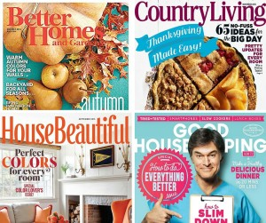 5 dollar magazines country living