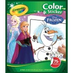 Thumbnail image for Crayola Disney Frozen Color & Sticker Book for $2.88