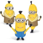 Thumbnail image for Build-A-Minion Kevin/Banana Minions Action Figure for $4.62