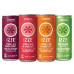 Thumbnail image for IZZE Sparkling Juice Cans for $0.70 Each Shipped