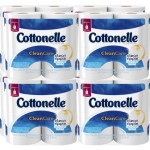 Thumbnail image for Cottonelle Clean Care Toilet Paper for $0.41 Per Double Roll Shipped