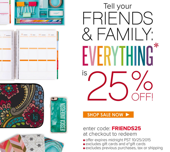 Erin Condren Life Planner Sale + 25% Off Everything - Stretching a ...
