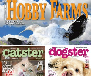 hobby farms magazine sale