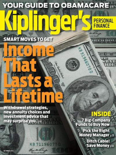 kiplingers personal finance magazine deals