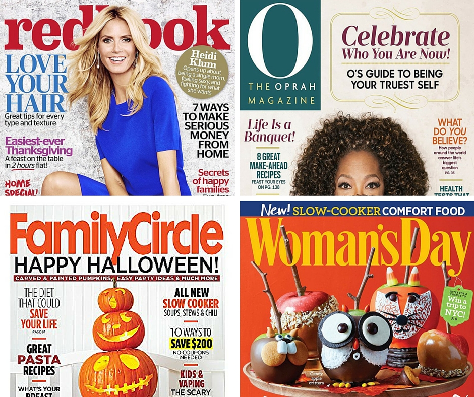 oprah magazine subscription sale