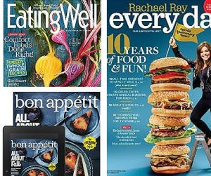 rachael ray magazine sale