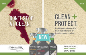 stainmaster carpet care