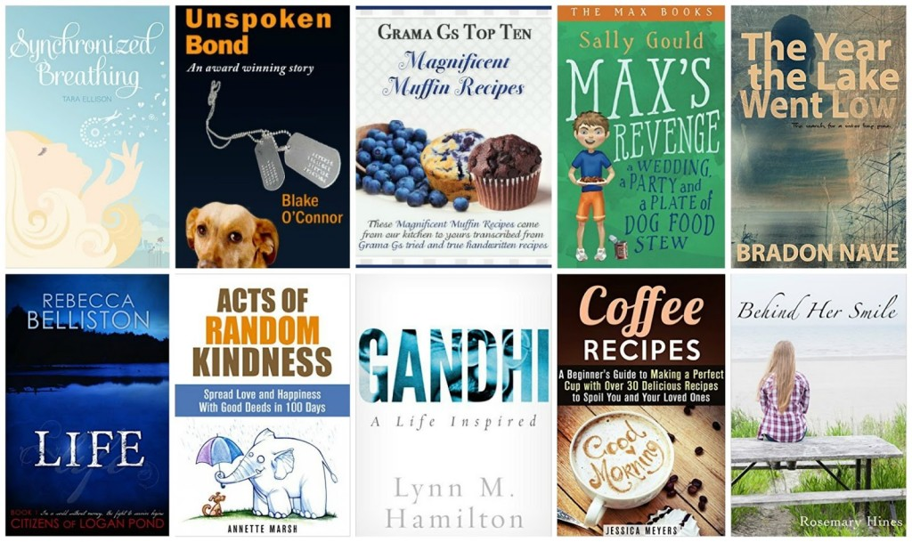 10 Free Kindle Books 11-29-15