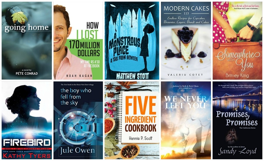10 Free Kindle Books 11-6-15