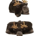 Thumbnail image for My Pillow Pet Large Chocolate Moose for $15.05