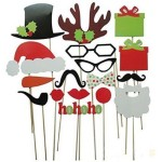 Thumbnail image for Christmas Themed DIY Party Props for $5.89 Shipped