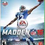 Thumbnail image for Madden NFL 16 for Xbox One for $38.48 Shipped