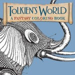 Thumbnail image for Tolkien's World: A Fantasy Coloring Book for $7.81