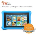 Thumbnail image for Fire Kids Edition with Wi-Fi, 8GB and Kid Proof Case for $84.99 Shipped