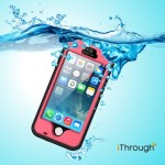 Thumbnail image for iPhone 5S Waterproof Case with Cable for $14.99