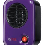 Thumbnail image for Lasko Personal Ceramic Heater for $15.50