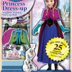 Thumbnail image for Disney Frozen Anna Wooden Magnetic Playset for $9.99
