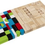 Thumbnail image for KidKraft 100 Piece Wooden Block Set for $19.97
