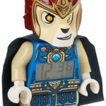 Thumbnail image for LEGO Kids Legends of Chima Laval Alarm Clock for $12.38