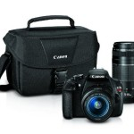 Thumbnail image for Canon EOS Rebel T5 Digital SLR Camera Bundle for $399 Shipped