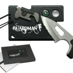 Thumbnail image for Guardman 10-in-1 Tool Card Survival Kit for $12.99