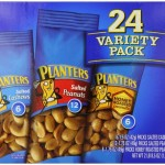 Thumbnail image for Planters Nut Variety Pack for $0.31 Per Pouch