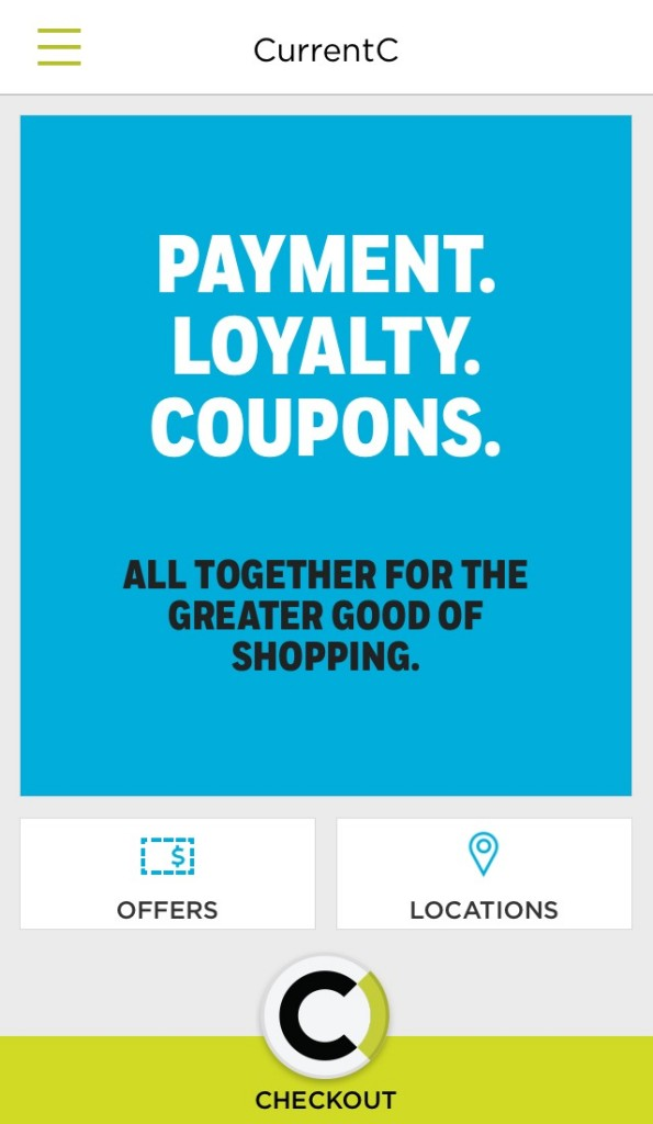 currentc checkout