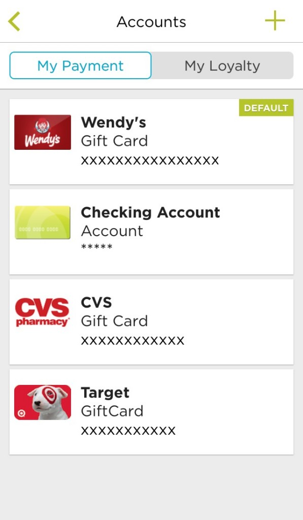 currentc payment info